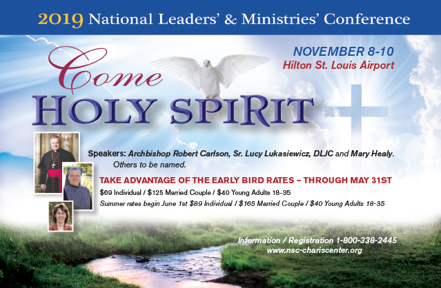 2019 National Leaders' and Ministries' Conference