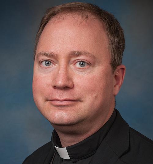 Fr. Anthony Ouellette